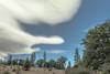 Unusual Summer Clouds Near Hat Creek, CA